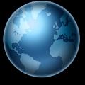 Pagină de web pentru prezentare